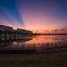 Bedok Reservoir Sunset