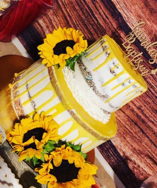 Cake by Jess's Homemade Desserts