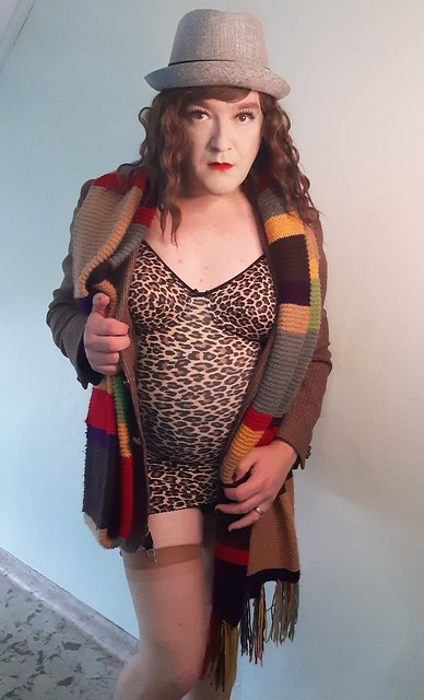 4th Doctor Reimagined 😉