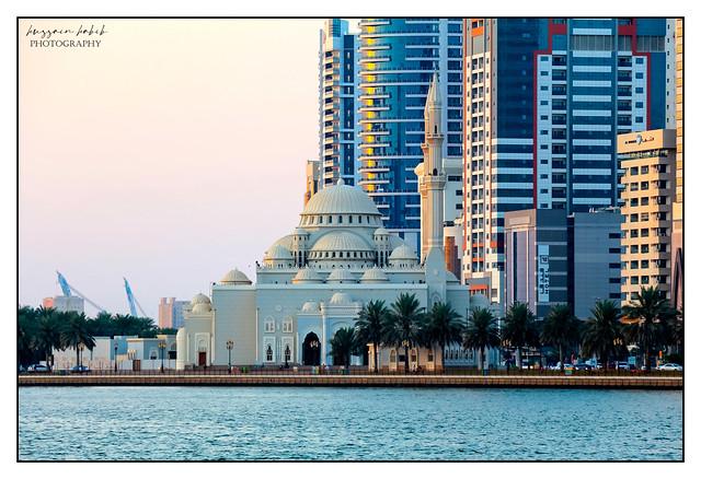Friday Blessing- Al Noor Mosque Sharjah