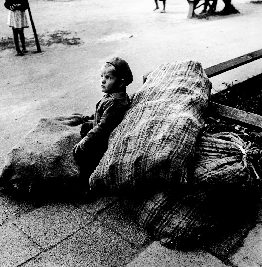 1967. Вильнюс. На рынке Галле