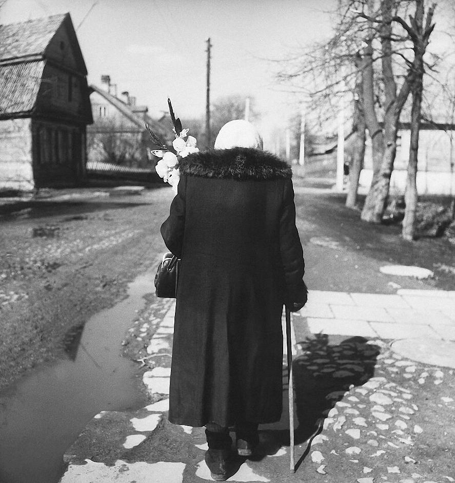 1967. Вильнюс. Весна