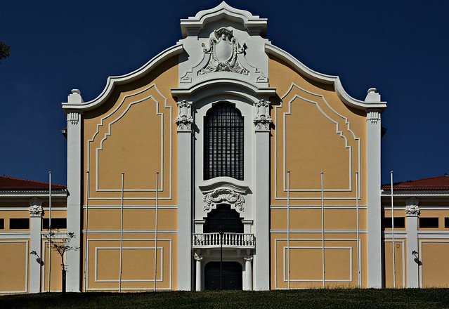 Pavilhão Carlos Lopes / Lisbon