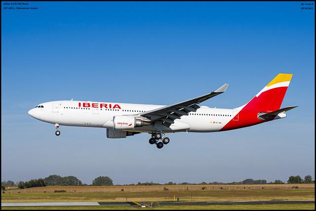 airbus A330-200 Iberia (EC-MIL)