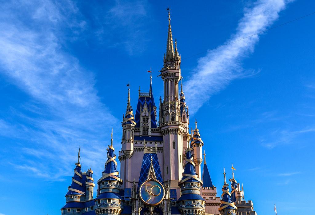 MK 50th anniversary castle