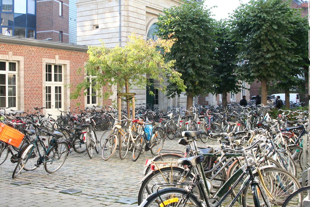 Parking de bicis