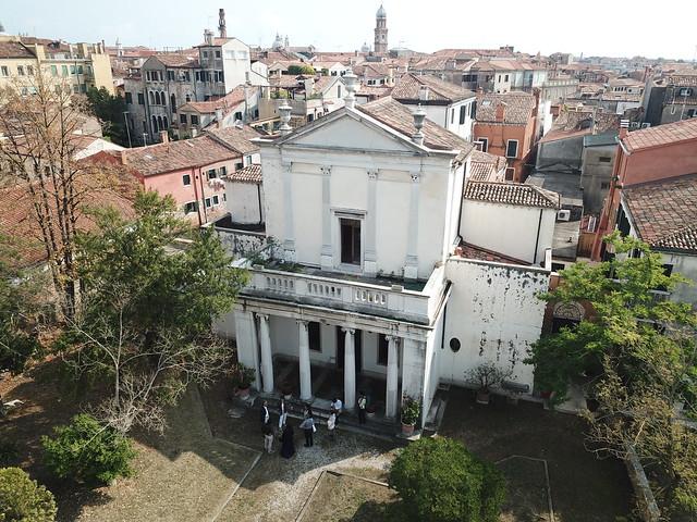 Visit to Ca' Zenobio Palace, Venice - 25/09/2021