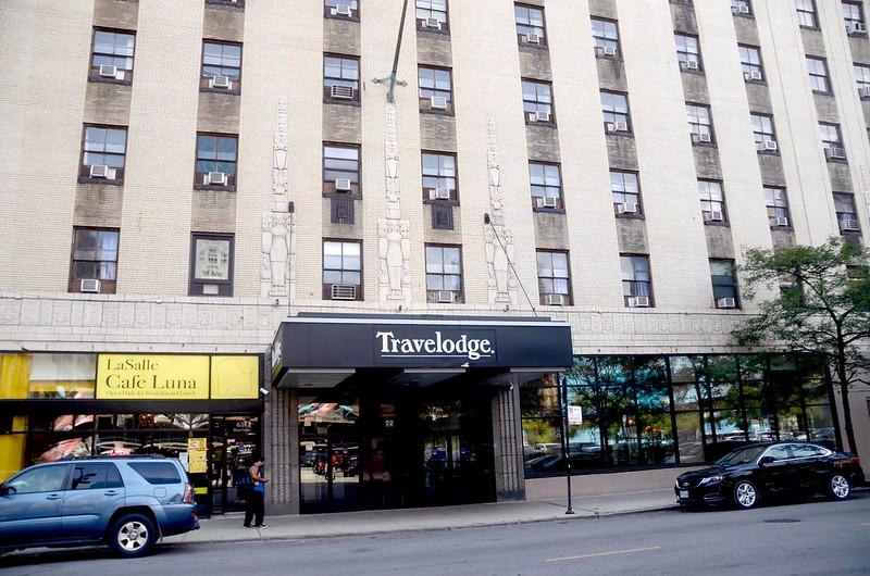 Travelodge Hotel(65 East Harrison Street, Loop, Chicago)