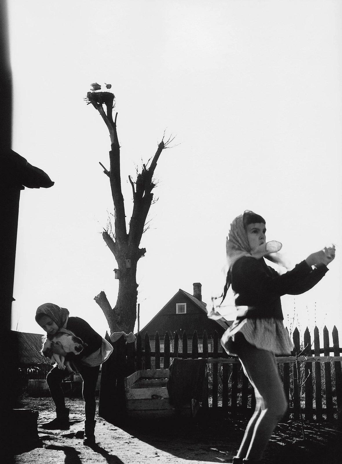 1967. Весна под Вильнюсом