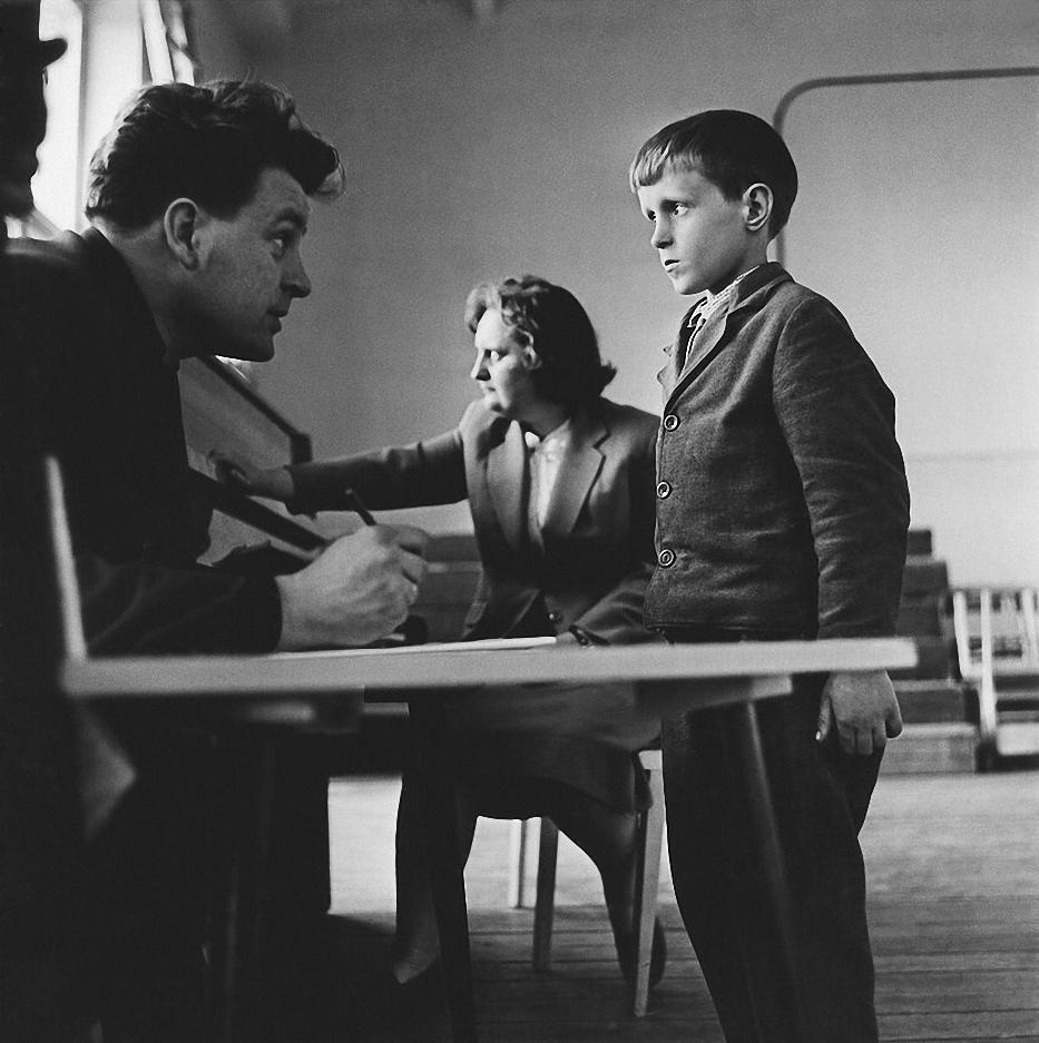 1966. Отбор в художественную школу. Жемайтия