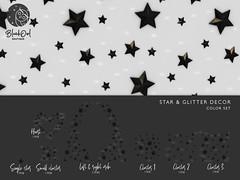 Black Owl - Star - Black - Group Gift
