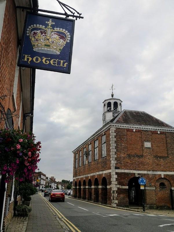 old amersham uk