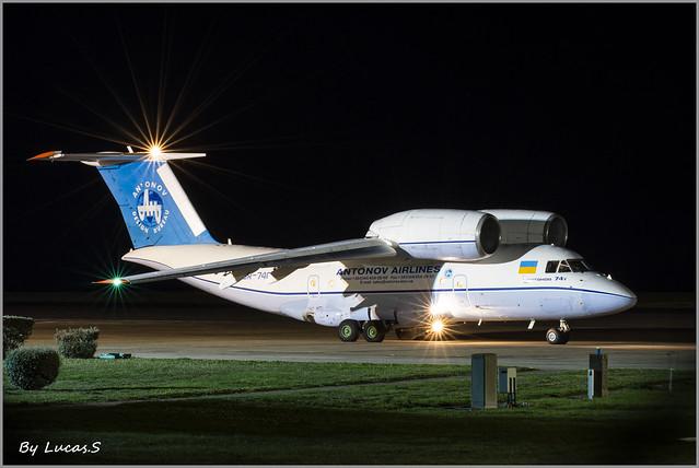 Antonov AN-74T Antonov Airlines ADB (UR-74010)