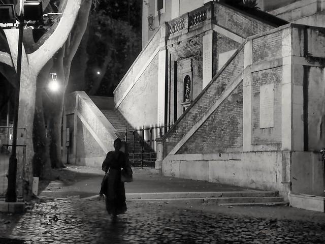 Rome at night..Rome la nuit