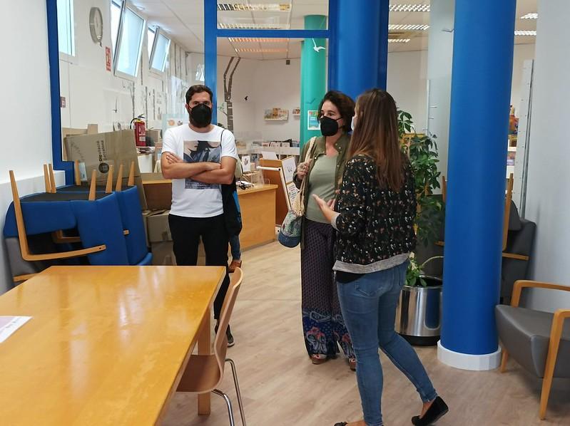 Las bibliotecas de Sitges recuperan horarios y servicios pre-pandemia