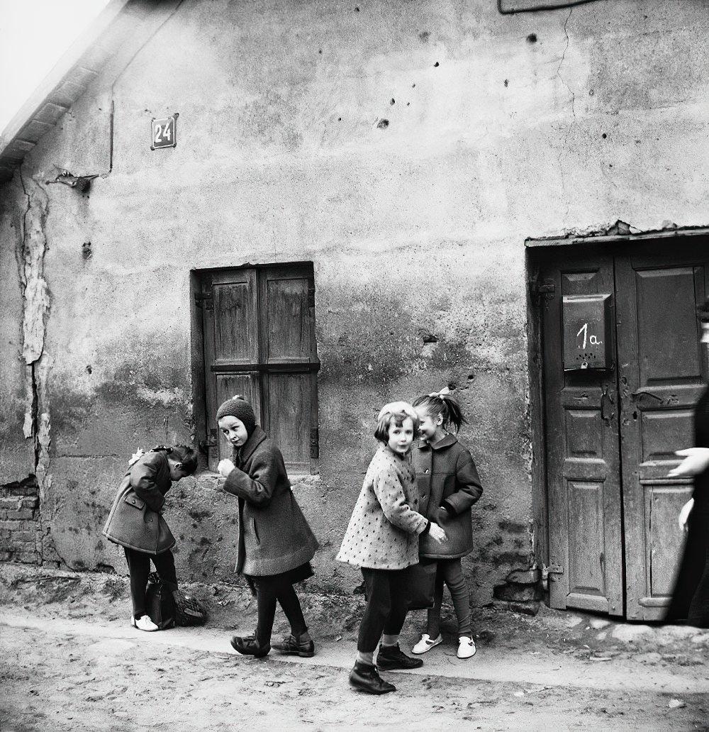 1967. Вильнюс. После школы