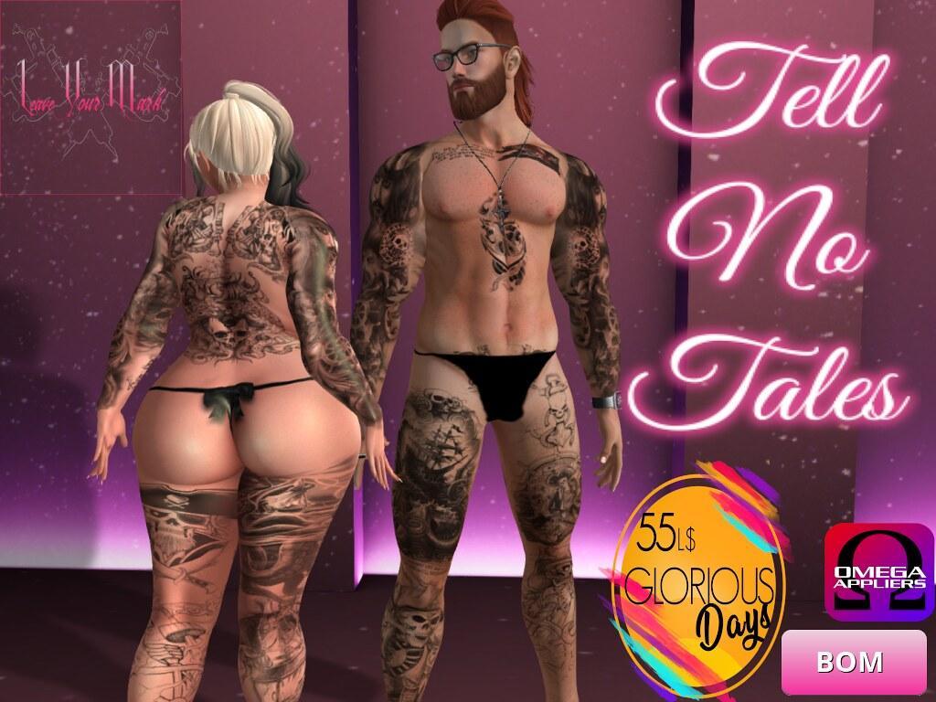 LYM - Tell No Tales