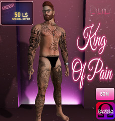 LYM - King Of Pain