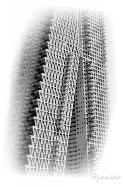 The Altair Tower in Colombo