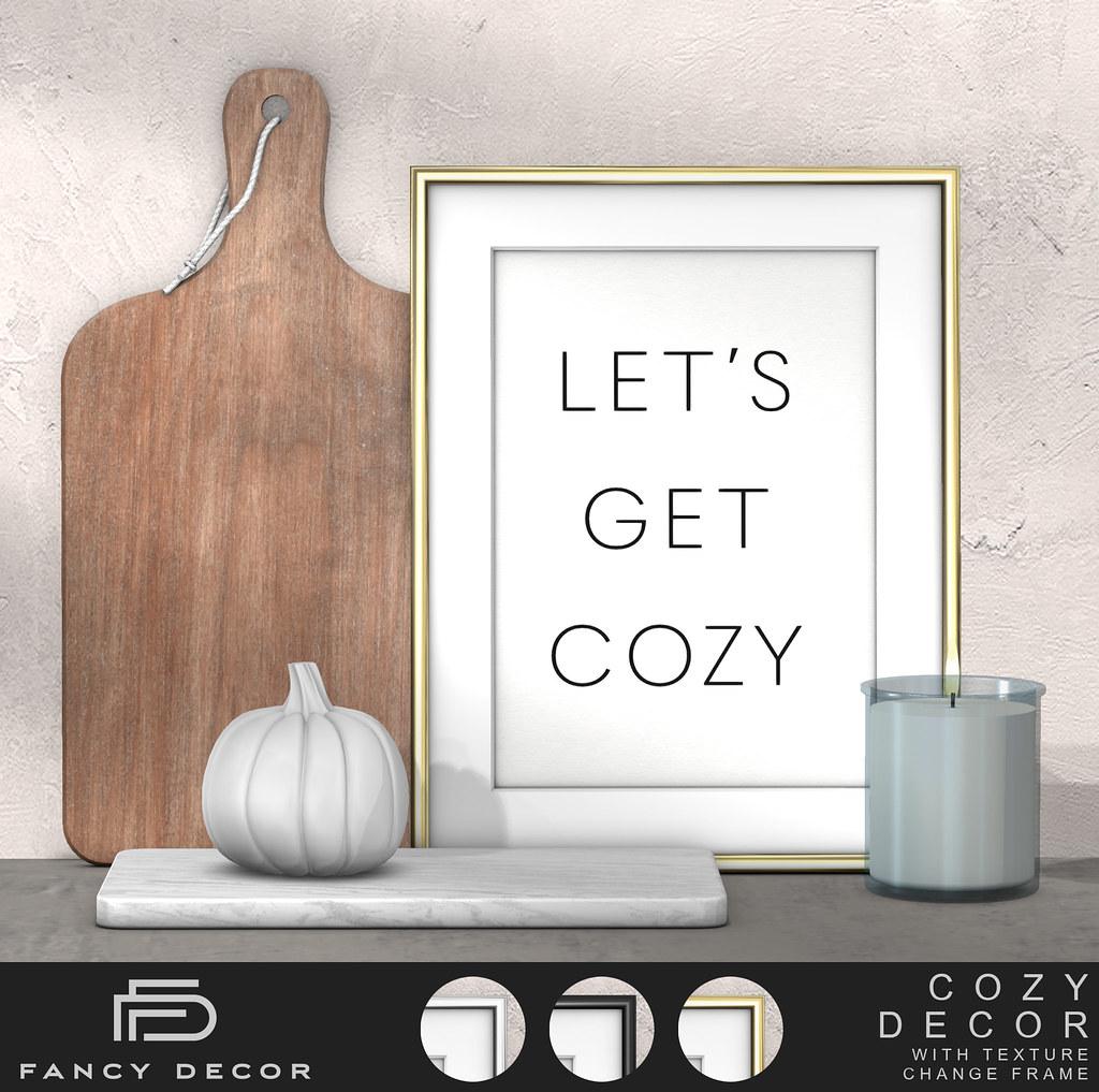 Cozy Decor @ C88