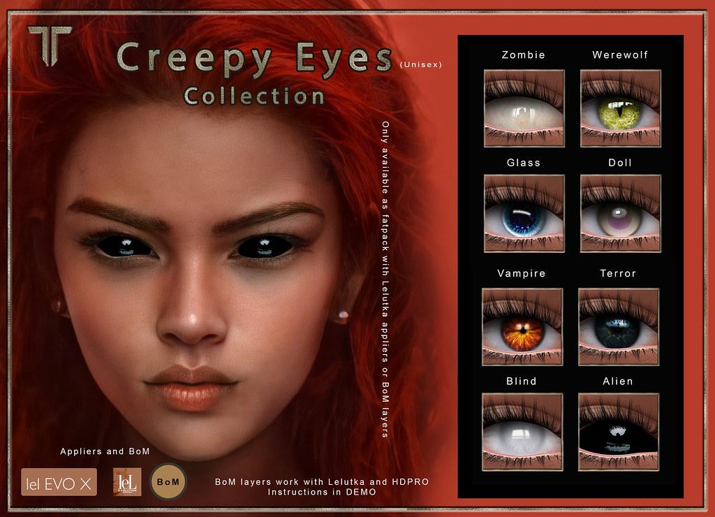Tville - Creepy Eyes
