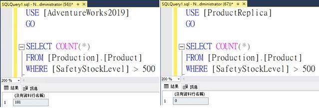 [SQL] 交易式複寫-建立訂閱-21