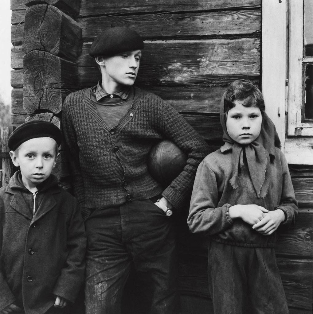 1969. Братья и сестры. Дзукия