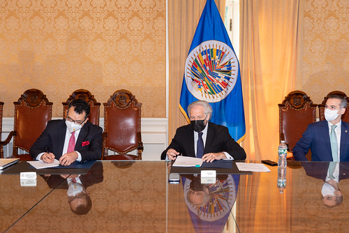 OAS and Dominican Republic Agree to Strengthen Electoral System