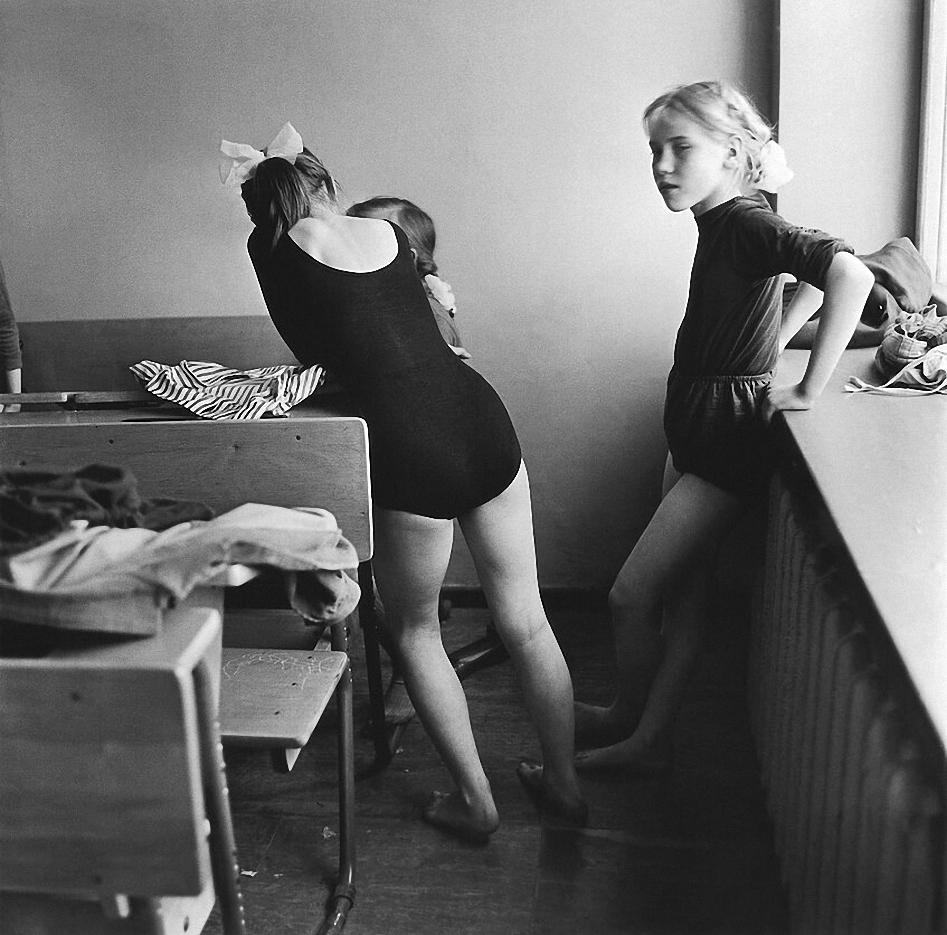 1966. Отбор в художественную школу. Жемайтия (4)