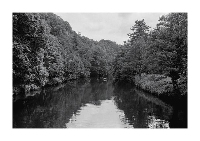 Matlock Bath, River Derwent.