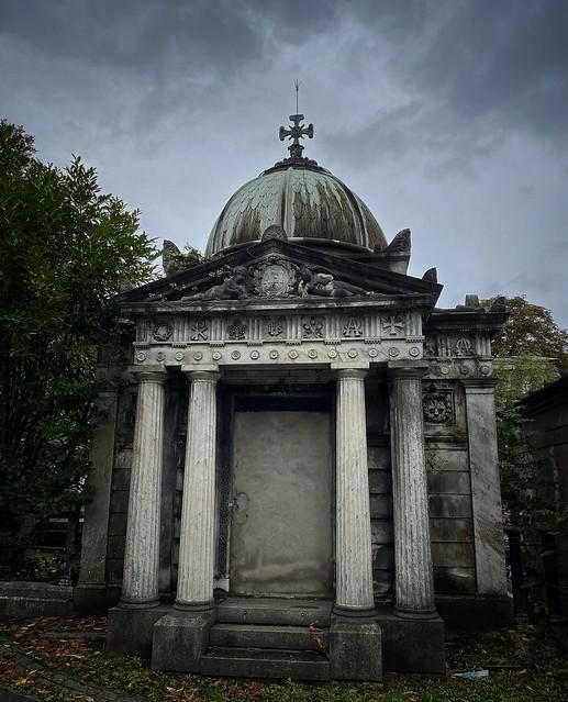 A walk around West Norwood Cemetery