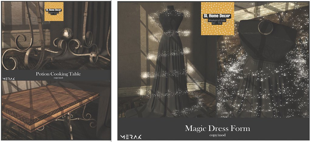 Home Decor Weekend Sale@Merak Store