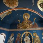 8 октября 2021, Литургия в Сергиевском храме (Дмитрова Гора) | 8 October 2021, Liturgy in the St. Sergius of Radonezh church (Dmitrova Gora)