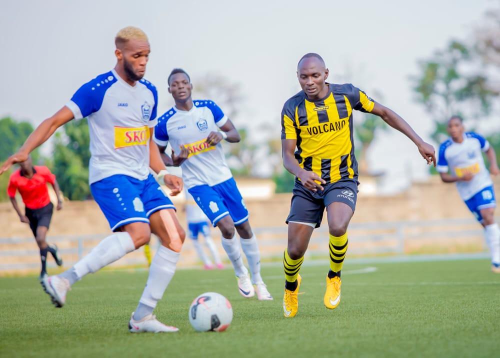 Friendly Match  Mukura VS 1-0 Rayon Sports