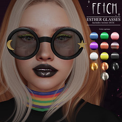 [Fetch] Esther Glasses @ Satan Inc. - Mystery Gift!