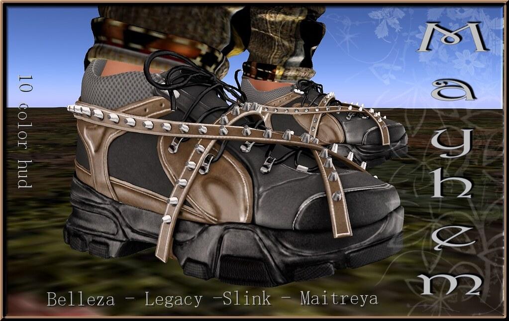 Mayhem Trek Sneakers AD