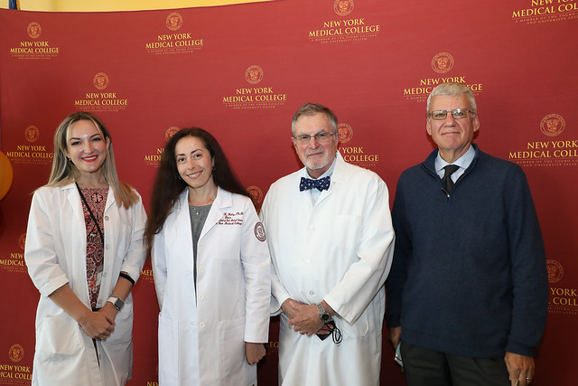 GSBMS Hosts Inaugural First Annual Lab Coat Ceremony for Ph.D. Candidates
