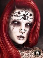 Wicca's Originals @ SL Halloween Shop & Hop // September 2021 // Araneus Saga Chaper 2