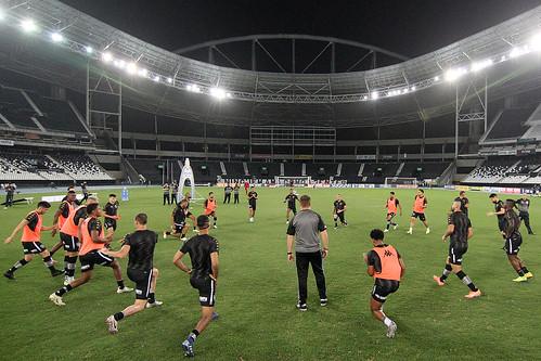 Botafogo x CRB - 08/10/2021