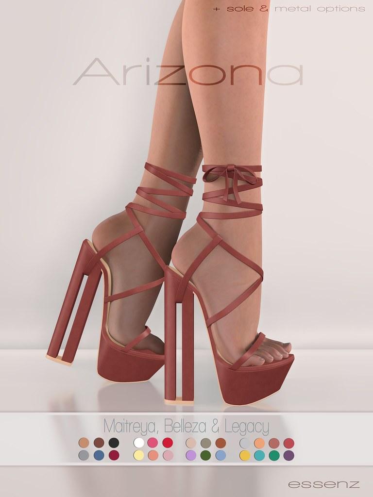 Essenz – Arizona (The Saturday Sale)