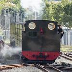 Vale of Rheidol Railway - coming back down