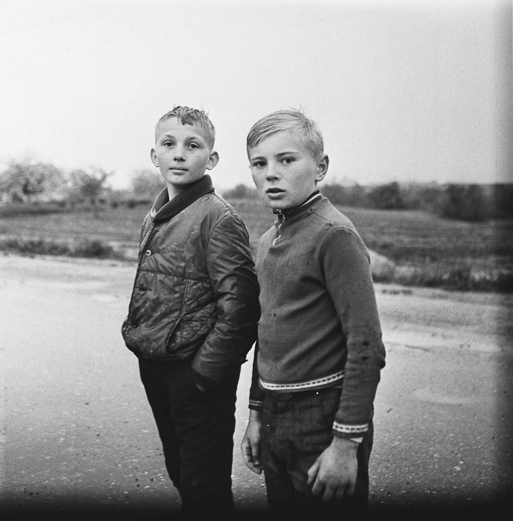 1967. Два мальчика