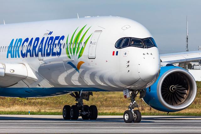 A350-900 / Air Caraïbes / F-HHAV