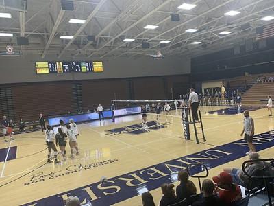 Washburn Volleyball Game