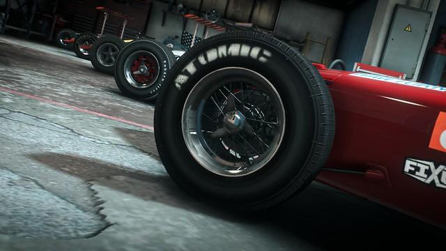 Wheels of the Dinka CR727