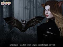 HILTED - Bat Companion - Halloween