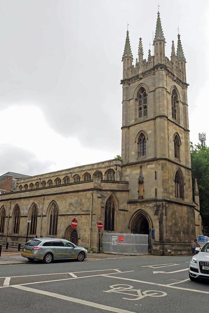 St. Mary's Church, Hull, UK