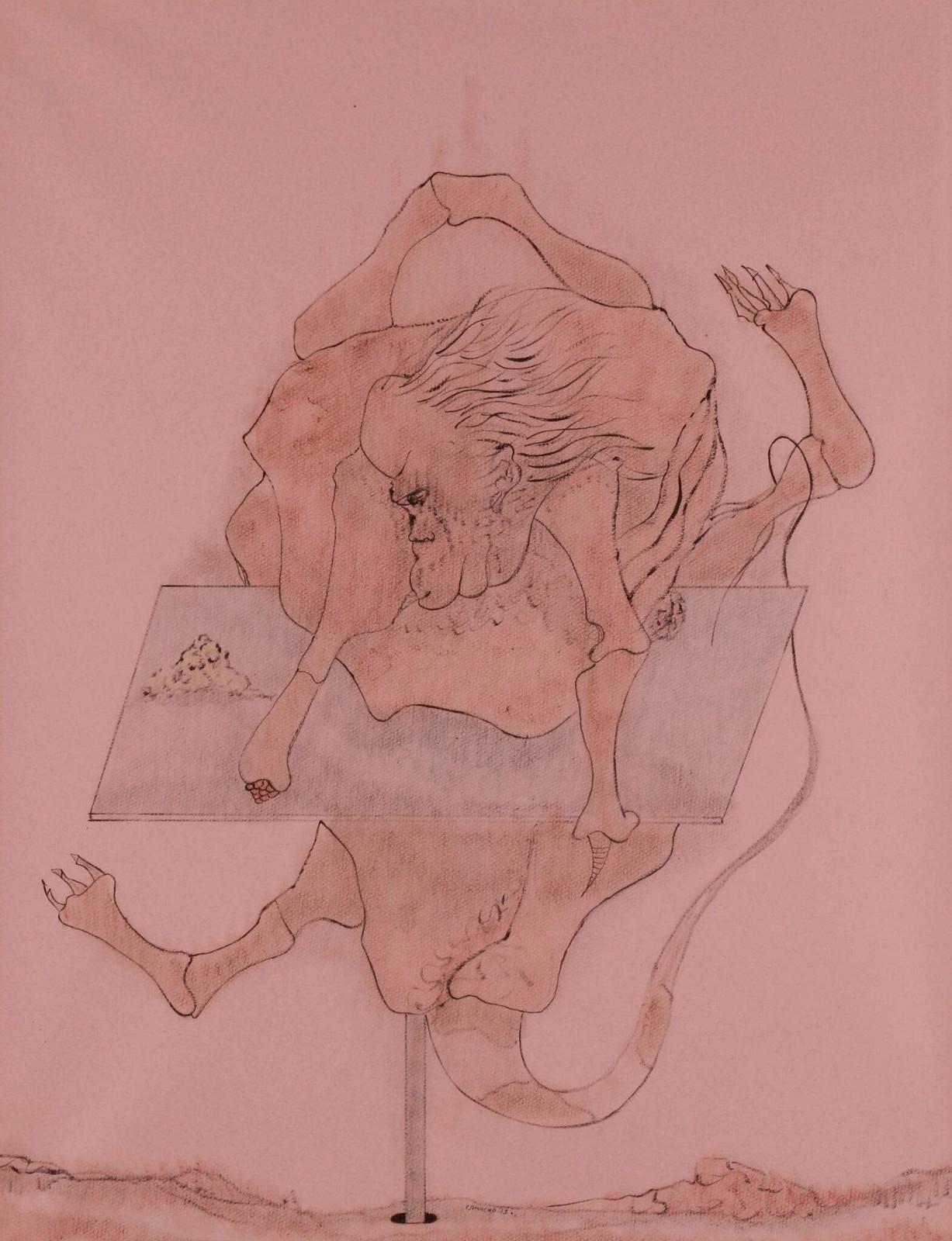 Jorge Camacho - Composition, 1971