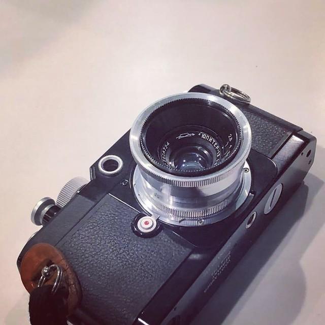 俄仔木星12 35mm f2.8 L39版威力
