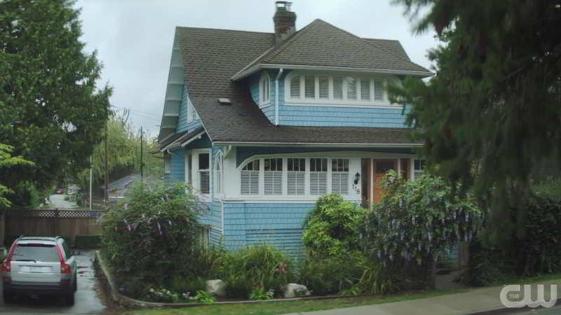 Nancy Drew house